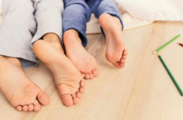 Suivi et prévention tout au long de la croissance de l'enfant