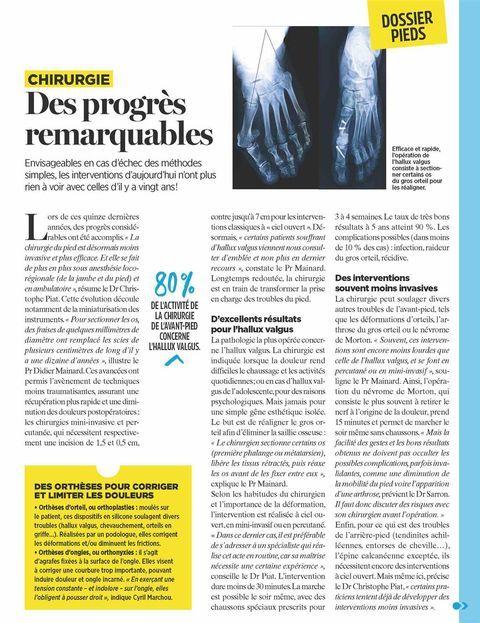 """""""Des progrès remarquables"""", la presse parle de l'UFSP"""