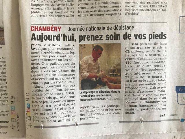 Article Chambery 1