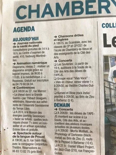 Article Chambéry 2