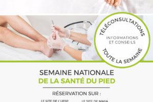 Semaine Nationale de la Santé du Pied