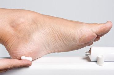 Fiche conseil : le traitement des pieds secs