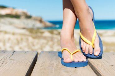 Un bel été pour vos pieds !